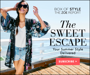 Box of Style The Zoe Report summer box 2017 2 see more at icangwp blog