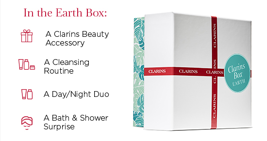 clarins box what's inside may 2017 see more at icangwp blog