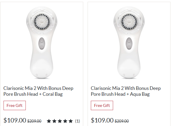 Clarisonic Facial Cleanser Beauty Devices SkinStore