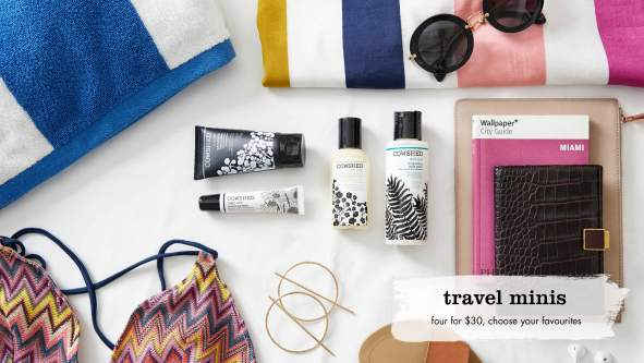 cowshed travel minis may 2017 see more at icangwp blog