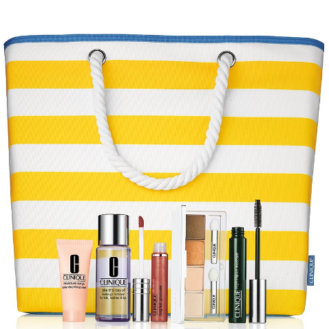 dillard's Clinique Summer in Clinique Purchase with Purchase may 2017 see more at icangwp blog