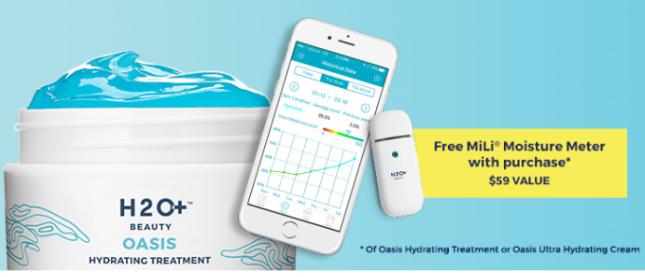 H2O Beauty meter may 2017 see more at icangwp blog