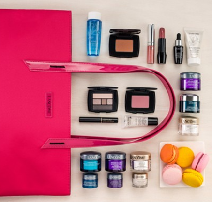 macy's FREE 6 Pc. gift with any 35 Lancôme purchase Gift Value 90 126 Gifts with Purchase may 2017 see more at icangwp blog