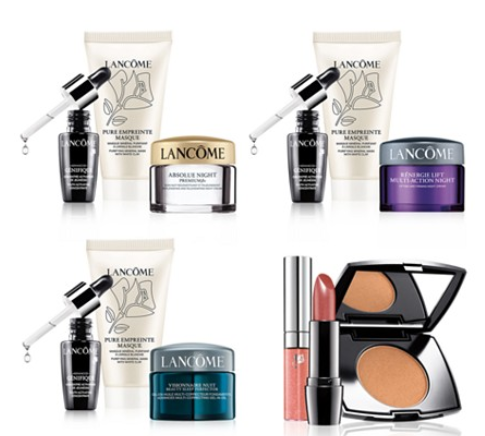 macy's step up gift with any 70 Lancôme purchase Gift Value 90 126 Gifts with Purchase may 2017 see more at icangwp blog