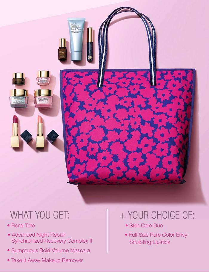 Macy's: Estee Lauder 7-piece Gift with $45 Purchase & Estee Lauder ...