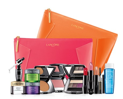 89133264df9 Customize your FREE 7-Pc. gift with any $35 Lancôme purchase + GET MORE with  a $70 Lancôme purchase (Total Gift Value: $128-$199). ALL GIFTS INCLUDE: