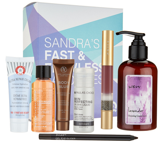 QVC Beauty Sandra s Favorites 7 piece Collection apr 2017 see more at icangwp blog.png