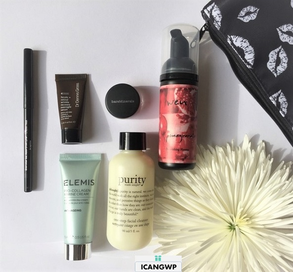 qvc beauty with benefits 2017 review by IcanGWP blog haul