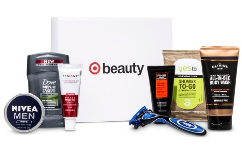 Target Beauty Box – Father s Day Edition may 2010 see more at icangwp blog