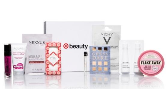 Target Beauty Box May Target see more at icangwp blog