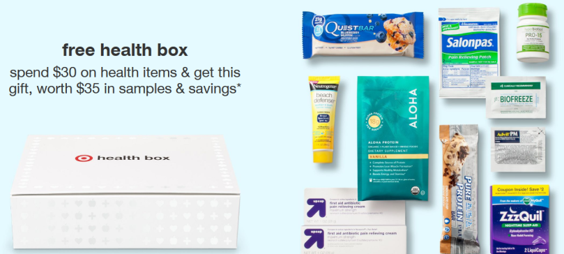 Target health box may 2017 see more at icangwp blog