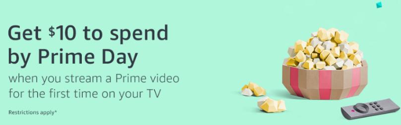 Amazon.com get10 Amazon Video