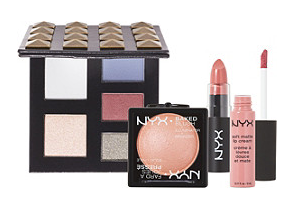 Beauty Break FREE 4 pc NYX Gift with any 50 purchase over a 36 value