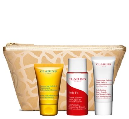 clarins 3pc w 75 beach jun 2017 see more at icangwp