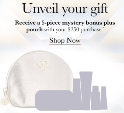 Clé de Peau Beauté Exclusive Offers mystery jun 2017 see more at icangwp blog.png