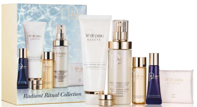 Cle de Peau Beauté Radiant Ritual Collection 273 Value Nordstrom