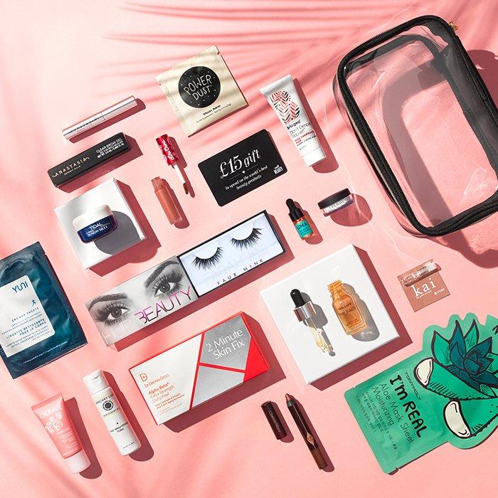 cult beauty goody bag 2017 2 jun 2017 see more at icangwp blog