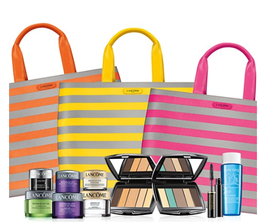 Gift with any 39.50 Lancôme purchase Bloomingdales jun 2017 see more at icangwp blog