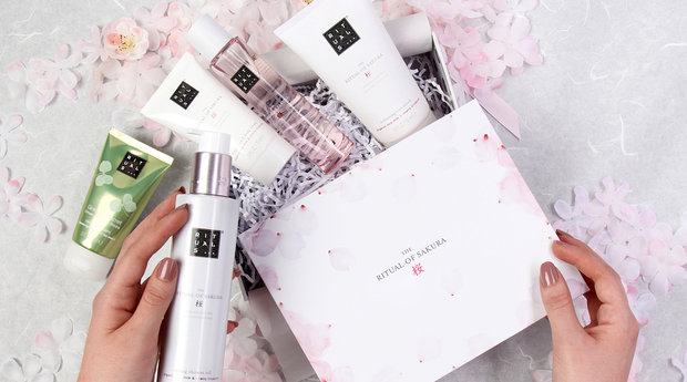 gilt city glossybox rituals jun 2017 see more at icangwp blog