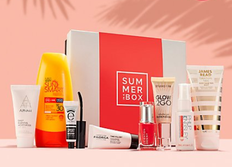 house of fraser summer beauty box 10 with 40 purchase jun 2017 see more at icangwp blog