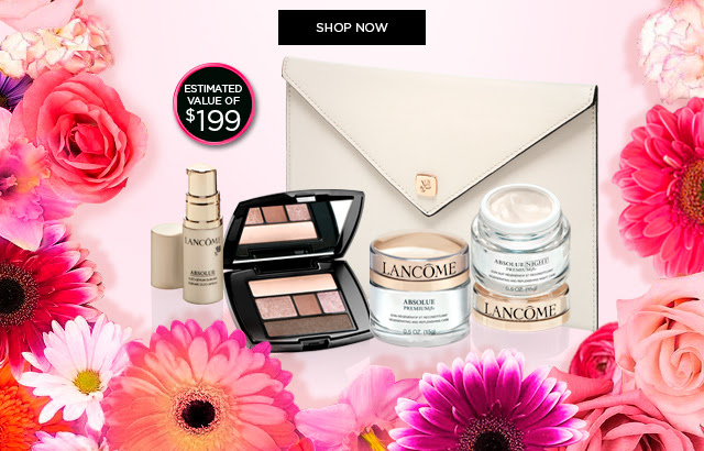 lancome canada gwp exclusive coupon code from IcanGWP beauty blog 2