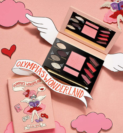 lancome Limited Edition Olympia Le Tan Eye Palette at Lancôme CA jun 2017 see more at icangwp blog