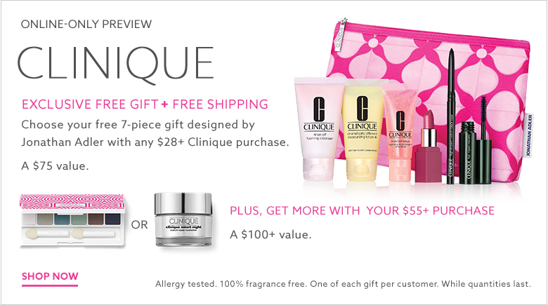 *VERY HOT* Extreme Couponing with me – Clinique Bonus x ...