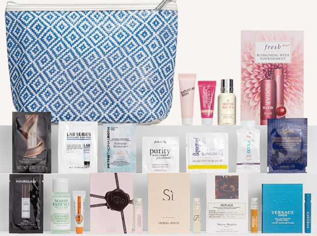 Nordstrom 19pc gift w 100 jun 2017 see more at icangwp blog