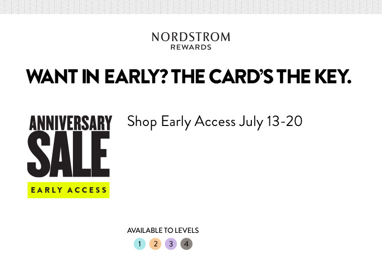 nordstrom anniversary sale early access jun 2017