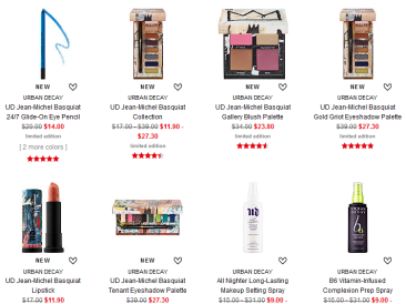 On Sale Now Sephora urban decay jun 2017 see more at icangwp blog