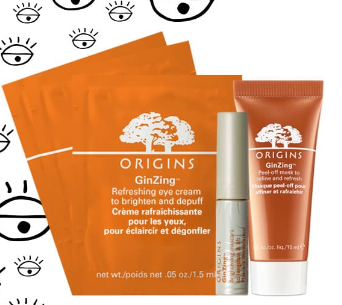 Origins free wakeup kit jun 2017 see more at icangwp blog