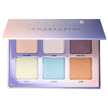 sephora anastasia beverly hills aurora glow kit palette jun 2017 see more at icangwp blog