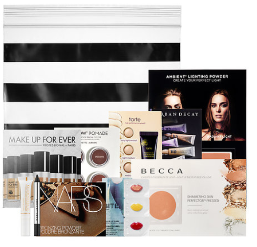 sephora coupon summerscore 10pc w 35 Makeup s Most Wanted Sample Set jun 2017 see more at icangwp blog.png