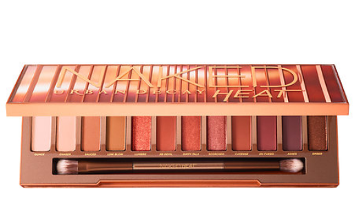 sephora Naked Heat Palette Urban Decay jun 2017 see more at icangwp blog