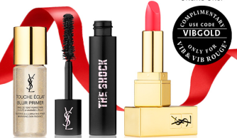 sephora vib coupon vibgold Yves Saint Laurent jun 2017 see more at icangwp blog