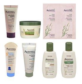 amazon sample box aveeno sample box