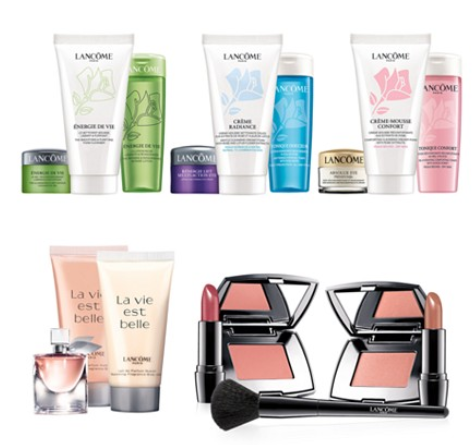 Choose your FREE Skincare Makeup or Fragrance Trio with any 70 Lancôme purchase Total Gift Value 126 193 aug 2017 see more at icangwp blog