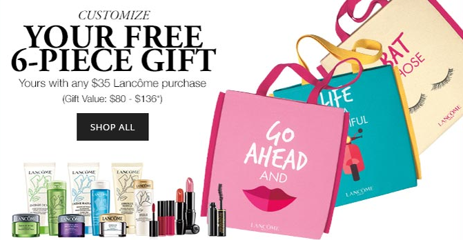 FabFitFun $15 Off For Real and Dillard's Lancome Gift with ...