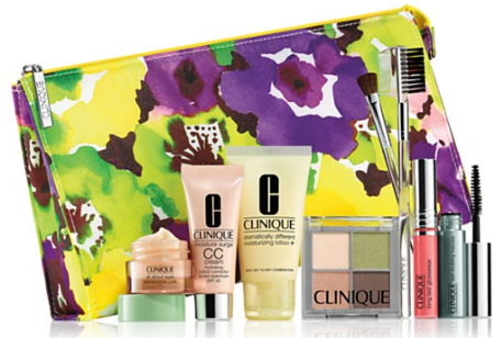 Gift with any 40 Clinique purchase Bloomingdale s jul 2017