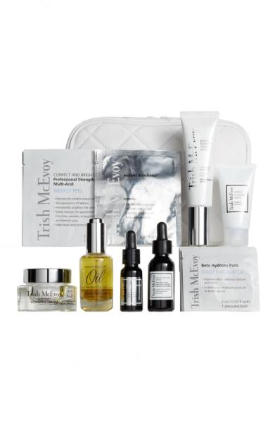 nordstrom trish mcevoy te power of skincare