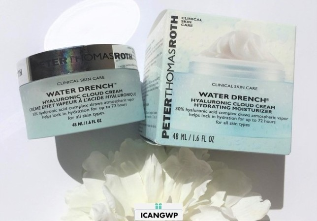Peter Thomas Roth Water Drench Hyaluronic Cloud Cream Review by icangwp blog your gift with purchase destination haul