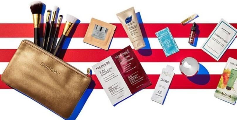 SkinStore independence day gift bag jul 2017 see more at icangwp blog.png