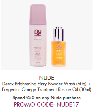 Space NK uk gwp nude Offers and Gifts with Purchase