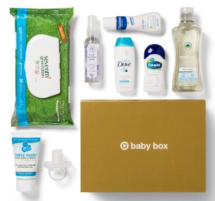 Target July Baby Box Target jul 2017 see more at icangwp blog