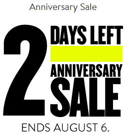Anniversary Sale 2017 7 21 – 8 6 Nordstrom 2