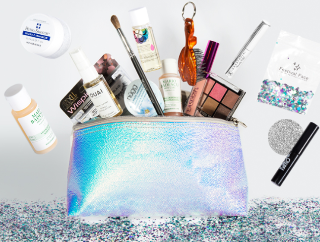 Beauty Bay holographic sample bag aug 2017 see more at icangwp blogpng