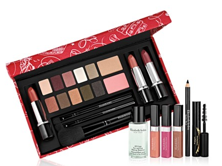 Beauty Express Color Clutch Only 39.50 with any 35 Elizabeth Arden purchase Gifts with Purchase Beauty Macy s