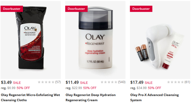 Beauty Products on Doorbuster Stage Stores aug 2017 olay see more at icangwp blog
