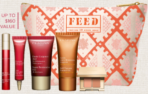 clarins Gift with Purchase Free Shipping and Samples