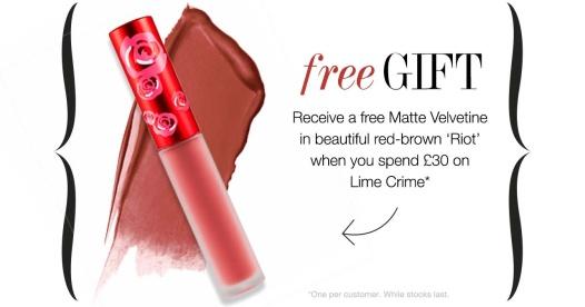 cult beauty free lime crime gift.jpg
